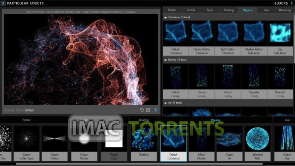 Red Giant Trapcode Particular 4.1.2 Full Mac