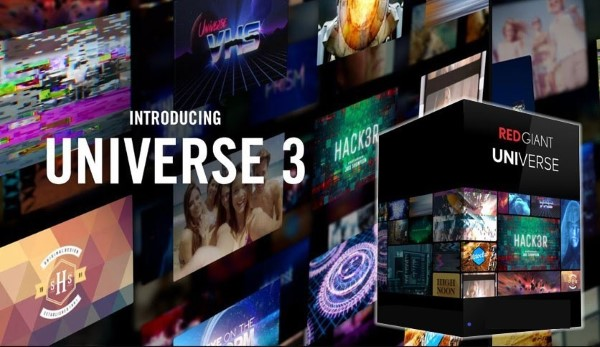 Red Giant Universe 3.2.3 Full macOS
