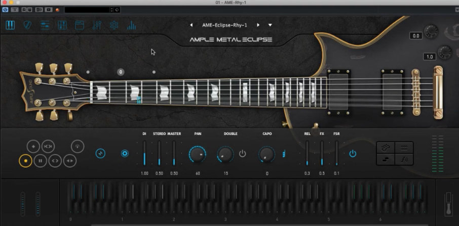 Ample Metal Ray5 III v3.3.0 Full Activator