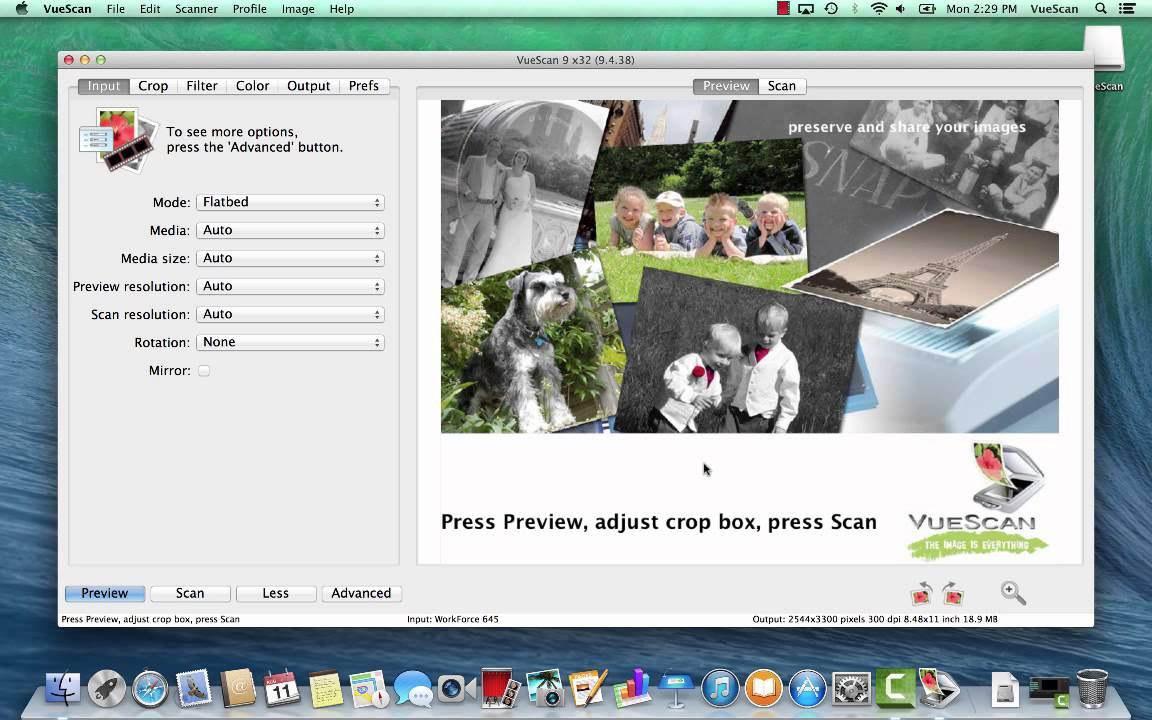 VueScan for Mac 9.7.53 Free Download