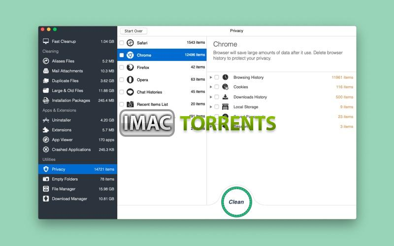 OS Cleaner Pro 10.2.7 Full macOS