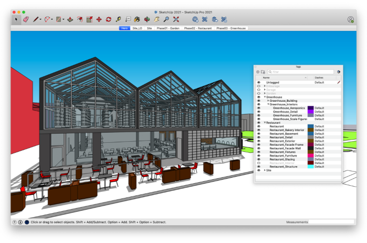 SketchUp Pro For Mac 21.1.278 Free Download